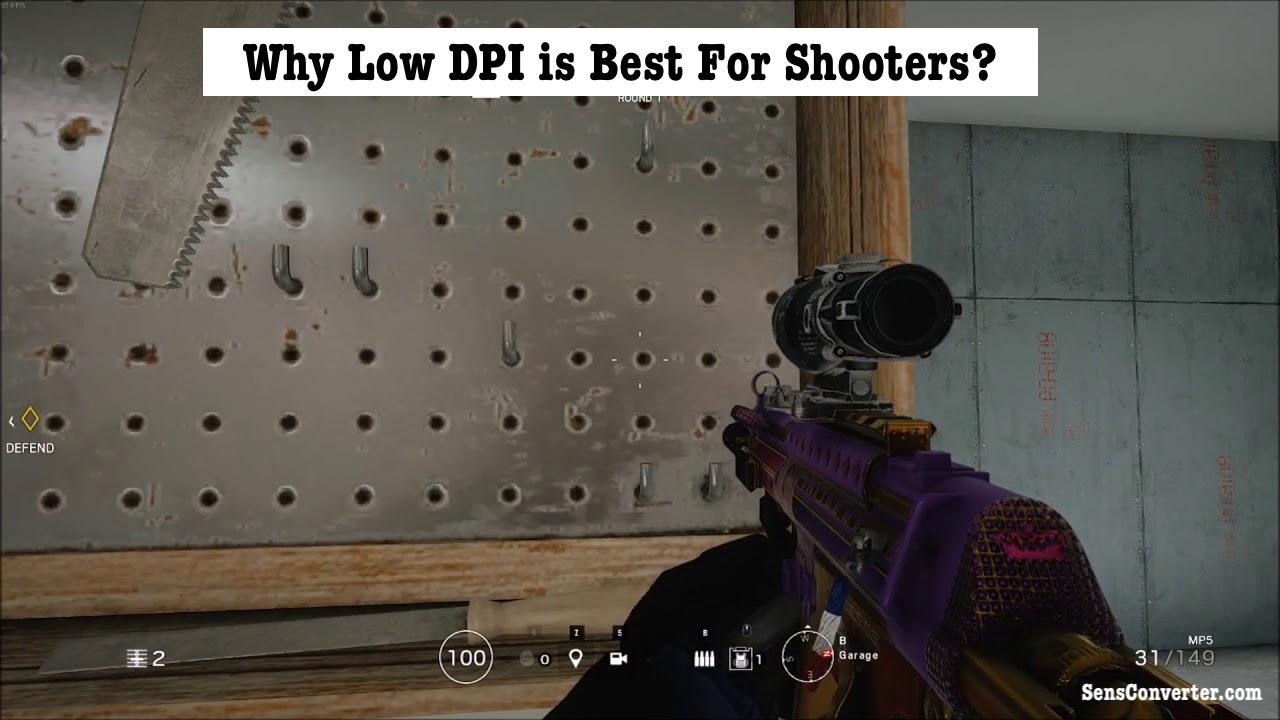 low dpi