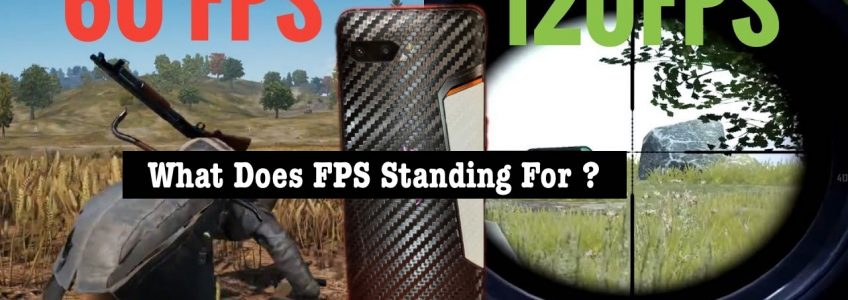 whats does fps in gaming